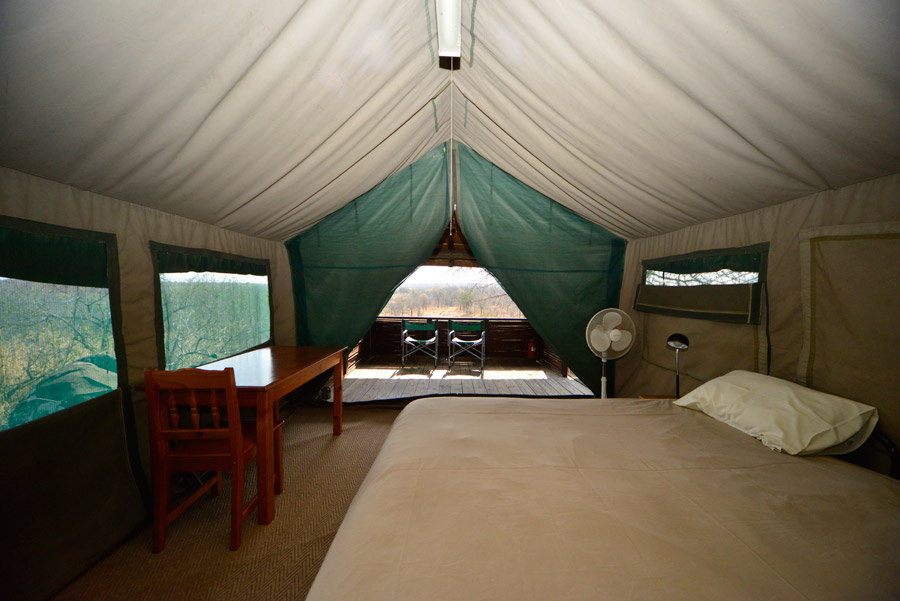 Makutsi Tent